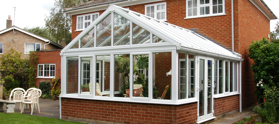 Available In A Choice Of Colours Or Woodgrain Finishes, Your Conservatory  Will Blend Perfectly With The Style Of Your Home And Become A Real Asset To  Your ...